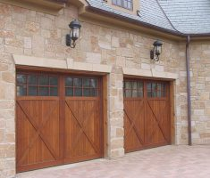 wooden twin raynor garage doors inspirations