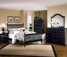 modern oak bedroom decoration furniture