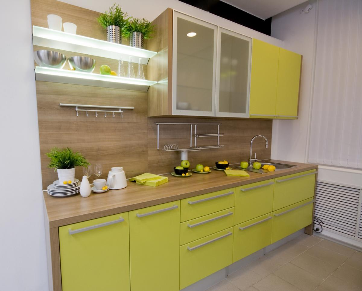 Narrow kitchen space with small kitchen cabinet home for Narrow kitchen units