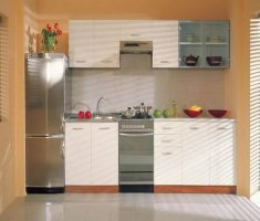 nice small kitchen cabinet for small kithcen design