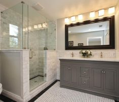 admirable small traditional bathroom designs