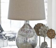 artistic chrome table lamps for living room