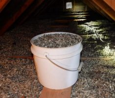 asbestos for attic insulation