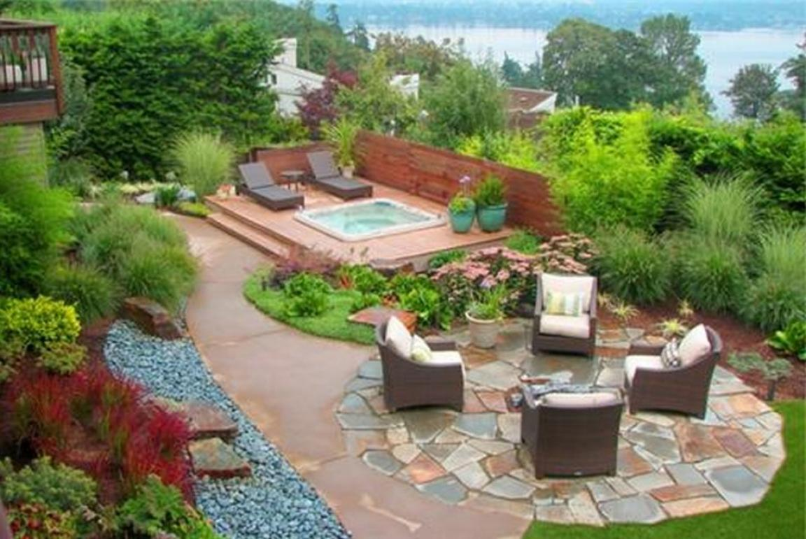 backyard-landscaping-ideas-with-seating-area-and-small-pool