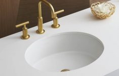 How to Instal an Undermount Bathroom Sinks