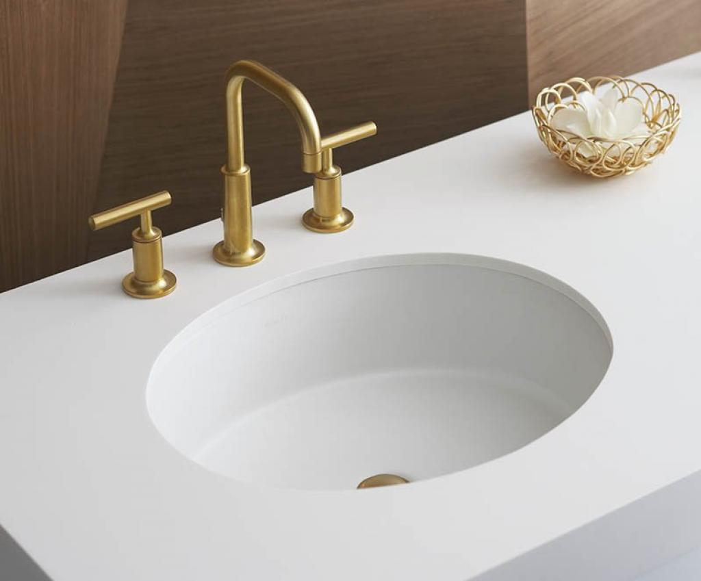 How to instal an undermount bathroom sinks - Things to consider when choosing a kitchen sink ...