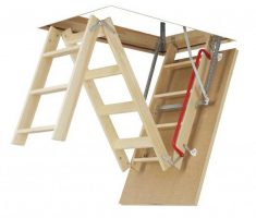 best pull down attic stairs