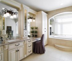 big traditional bathroom designs country style