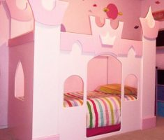 castle diy for disney princess bedroom