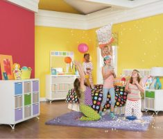 cheerly yellow girls bedroom furniture