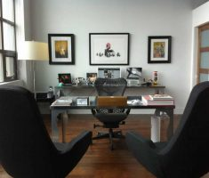 classic floor light shade designs for home office