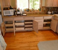 classical ikea kitchen cabinets with storage drawers