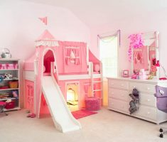 comfy cute disney princess bedroom castle diy