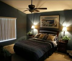 cool small master bedrooms decoration dark theme