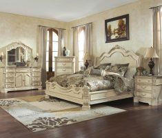 country royal white rustic bedroom furniture