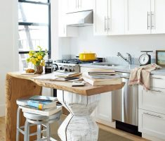 cute diy table kitchen for modern small kitchen furniture