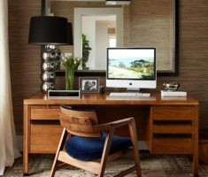 cute modern table light shade designs for small home office