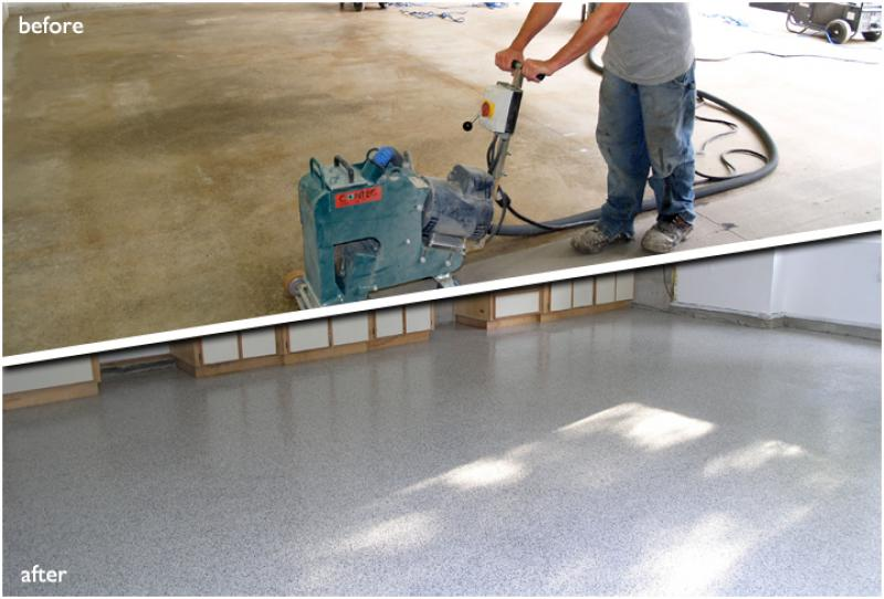 diy-epoxy-garage-floor-before-after