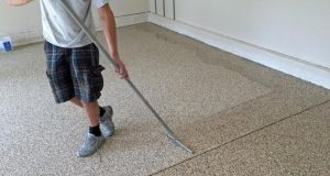 diy-epoxy-garage-floor-on-home
