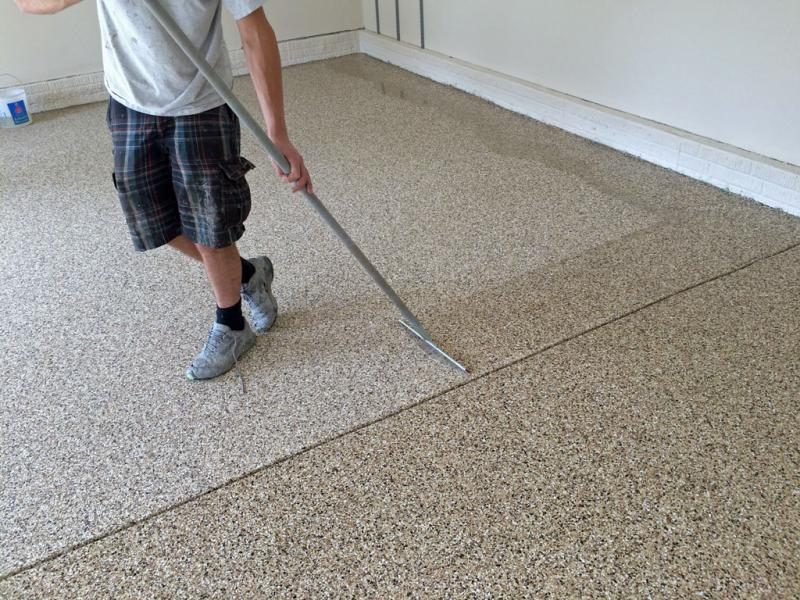 Epoxy Garage Floor For Protection On Your