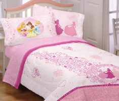 disney princess bedroom set blanket and pillow