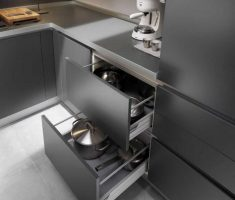 drawers ikea kitchen cabinets grey