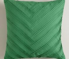 elegant green throw pillow covers design