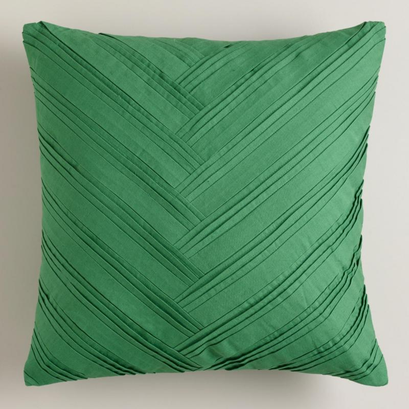 Throw Pillows Green Couch : elegant-green-throw-pillow-covers-design