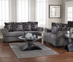 elegant grey living room with grey throw pillow covers design and grey couch sofa