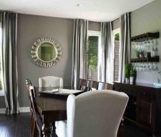 elegant grey paint colors for living room