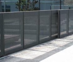 elegant wire front gate designs sliding function for small house