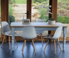 enchanting modern farmhouse dining table with chairs