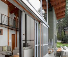 enchanting modern window treatments exterior design