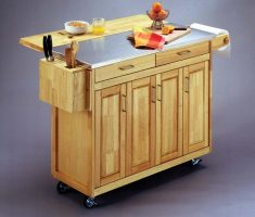 enchanting wooden kitchen island cart with wheels