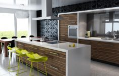 Captivating Small Kitchen Designs in Modern Theme