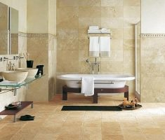 fancy beige traditional bathroom designs theme