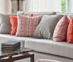 fancy throw pillow covers design for grey couch sofa