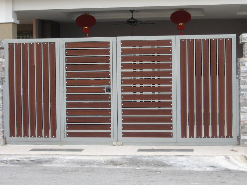 Fine Front Gate Designs For Houses Home Design Photos Ideas Notavaius Pictures On Best Front