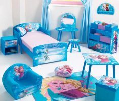 frozen disney princess bedroom furniture set