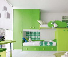 green girls bedroom furniture