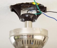 how to install a ceiling fan 3