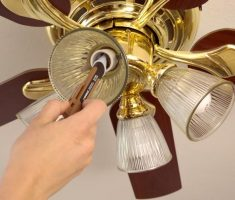 how to install a ceiling fan 5