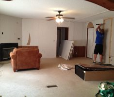 how to remove drywall the right way