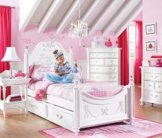 lovely disney princess bedroom set furniture
