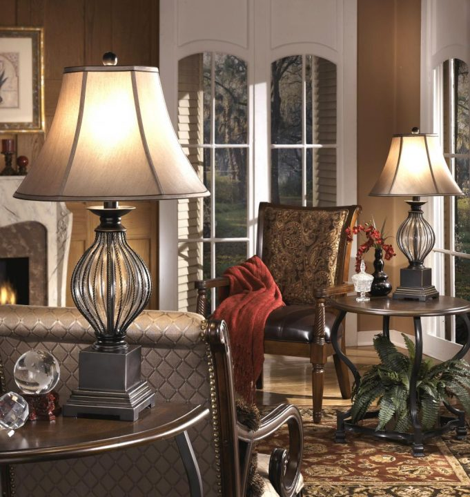 lux-glass-and-bronze-table-lamps-for-living-room