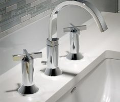 luxurious bathroom faucets for modern bathroom