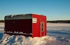 How you can Create Your Own Ice Fishing House