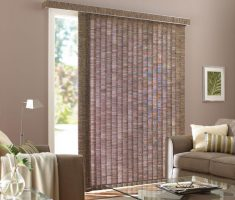 mesmerizing curtains for sliding glass doors for small size