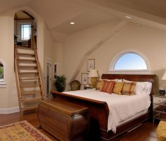 mesmerizing master bedrooms decoration with cute stair