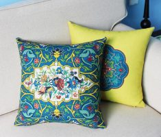 middle eastern throw pillow covers design